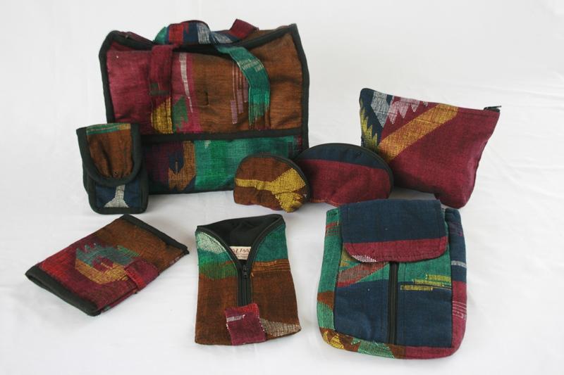 Dhaka bags