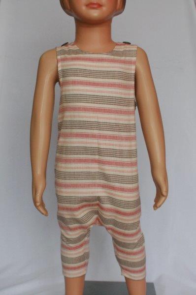 Baby Overlap Romper Dress