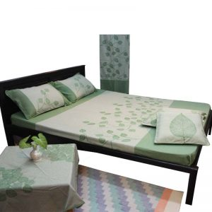 Cotton Wood Design Bed Sheet
