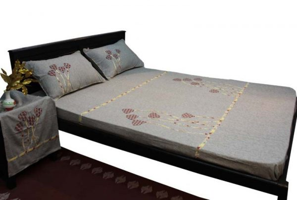 Flower Patch Bed Sheet