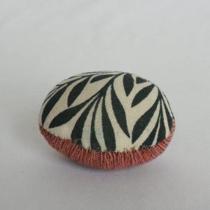 Printed Fabric Easter Egg