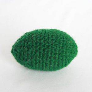 Knitted Easter Egg