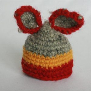 Knitted Easter Egg Cover