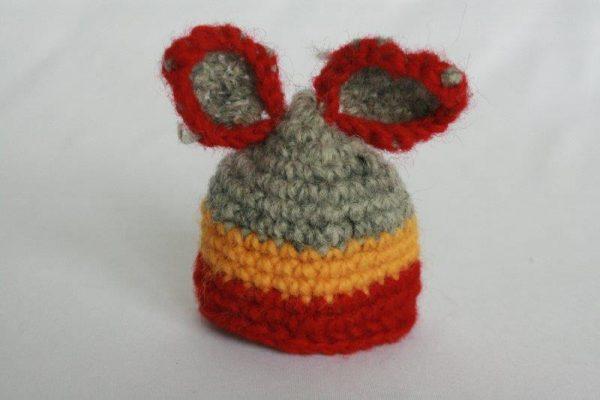Knitted Easter Egg Cover