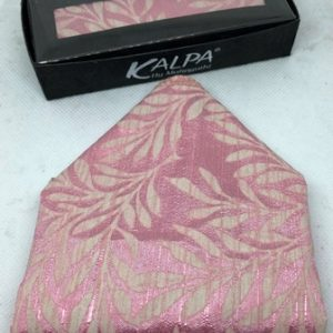 Raw Silk Pocket Square