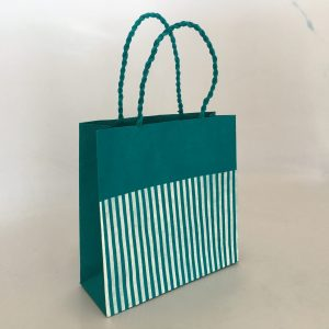 Dot Stripe Range Shopping Bag