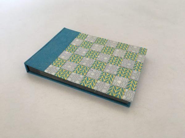 Weave Pattern Photo Album