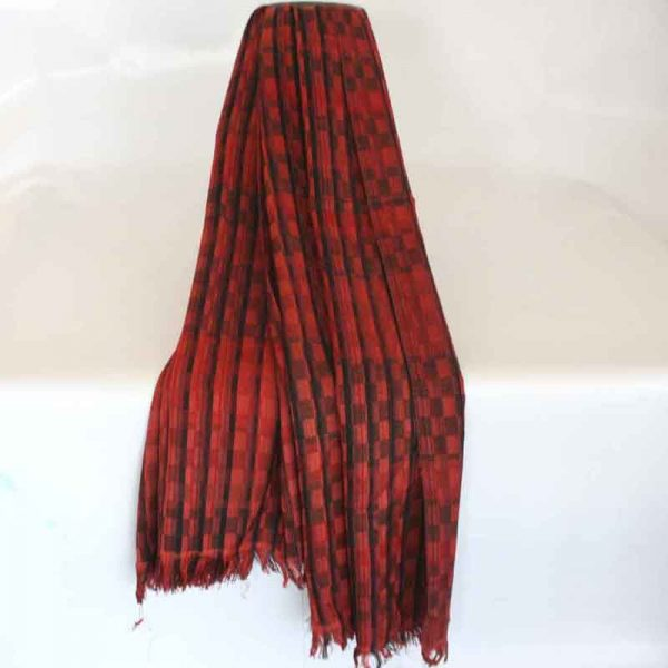 Silk Sheep Wool Jakart Shawl