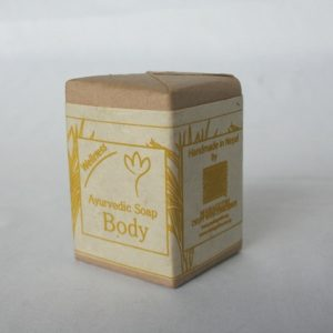 Herbal (Body) Soap
