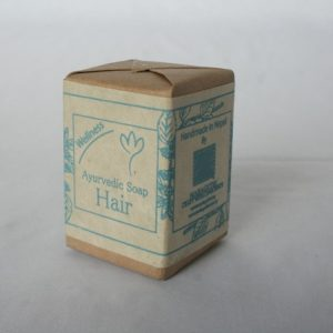 Ayurvedic Hand Made Soap Hair