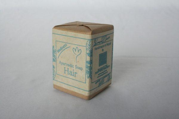 Ayurvedic Hand Made Soap Hair