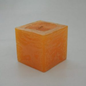 Candle Cube Design