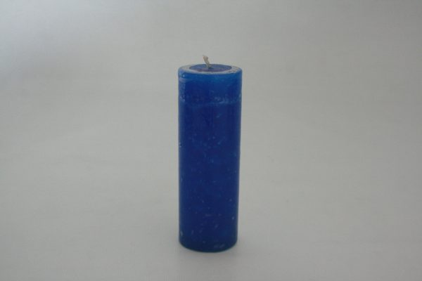 Cylinder Design Candle (Thin)