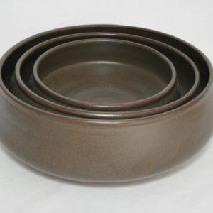 Ceramic Stoneware Salad Bowl