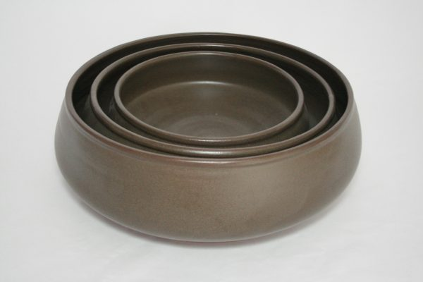 Ceramic Stoneware Salad Bowl