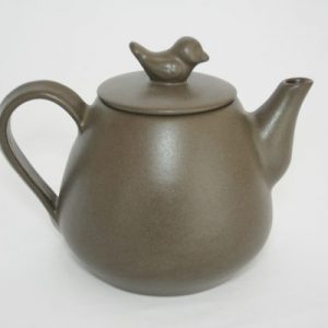 Ceramic Stoneware Tea Pot