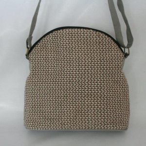 Heavy Yarn Cotton and Viscose Ladies Bag
