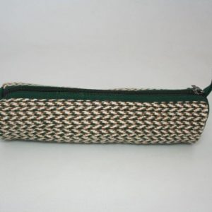 Heavy Yarn Cotton and Viscose Pencil Case