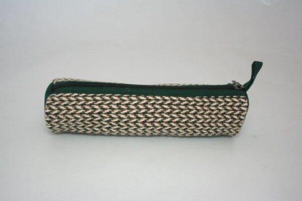 Heavy Yarn Cotton and Viscose Pencil Case