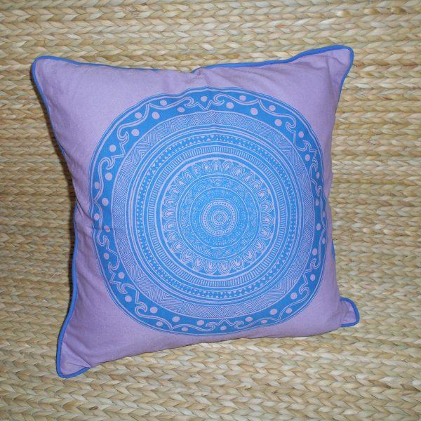 Manadala Square Cushion Cover