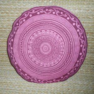 Cushion Cover Round Mandala