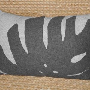 Blazer Leaf Cushion Cover with Pillow