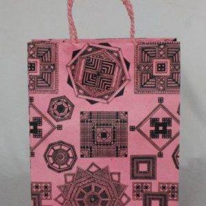 All Over Doodling Range Shopping Bag