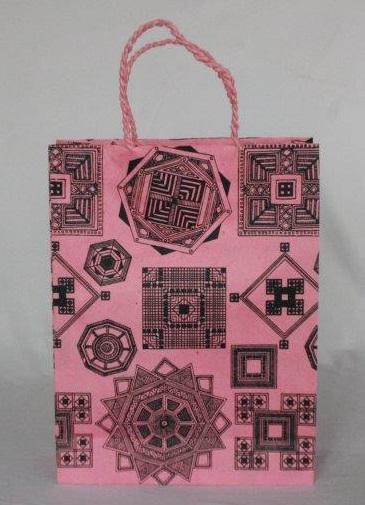 All Over Doodling Range Shopping Bag