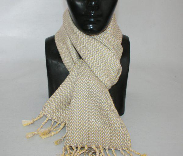 Heavy Yarn Viscose and Cotton Muffler