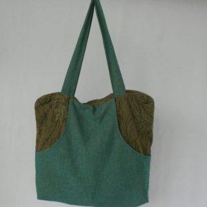 Front Two Pocket Bag
