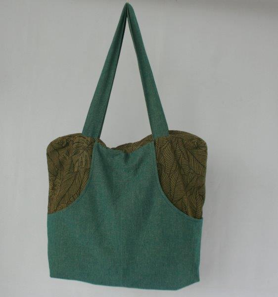 Front Two Pocket Bag