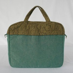 Cotton Laptop Bag
