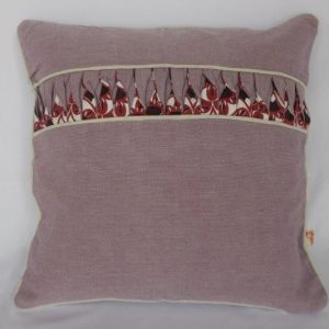 Fabric Fold Cushion Cover