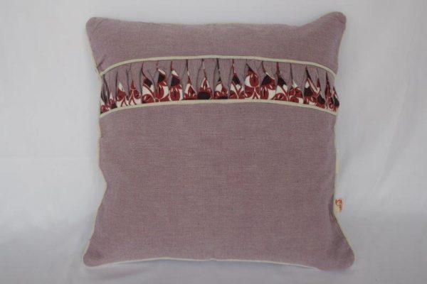 Fabric Fold Cushion Cover