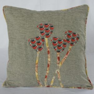 Flower Patch Cushion Cover