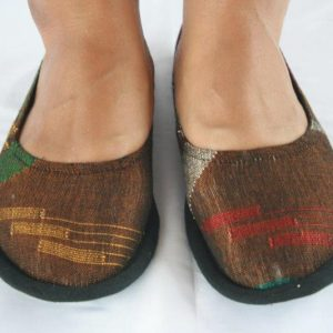 Dhaka Flat Close Shoes