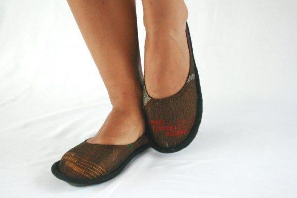 Dhaka Flat Close Shoes