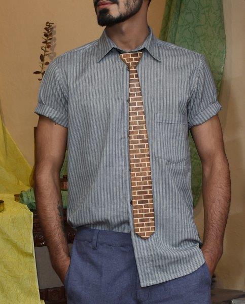 Men's Half Shirt