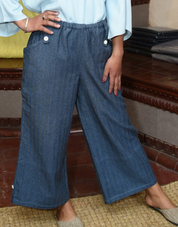 Shyama Pant with Pocket