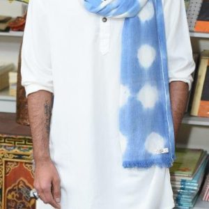 Cotton Nehru Collar Shirt