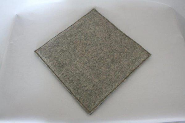 Felt Square Cushion