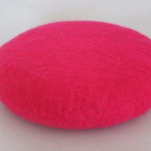 Felt Round Cushion