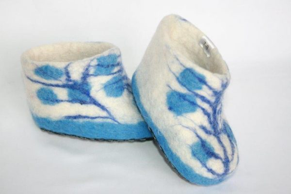 Felt Children Shoes
