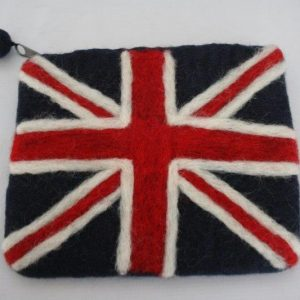 Felt UK Coin Purse
