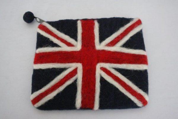 Felt UK Coin Purse
