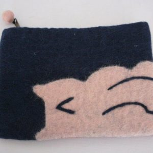 Felt Rectangle Purse