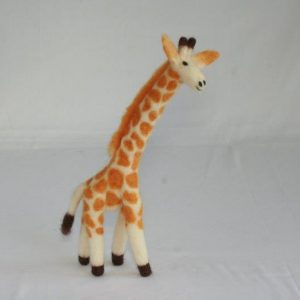 Felt Decoration Giraffe (L)
