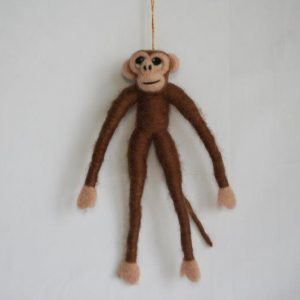 Felt Monkey