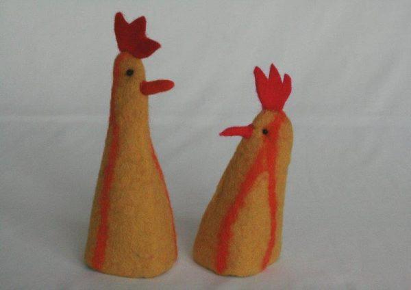 Hen Egg Cover Set