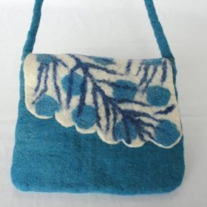 Felt Long Handle Bag